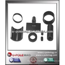 injection bonded ferrite magnet