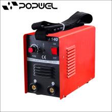 Single Pluse DC Inverter Arc Schweißen Maschine MMA140 Manual Metal Arc Hohe Qualität