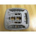 Precioso moldeo por inyección OEM / Prototipos / molde de plástico automático (LW-03677)