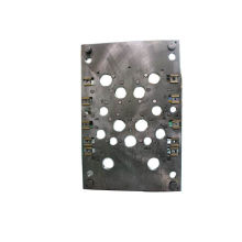 High Temperature Injection Mold Parts With Hot Runner And Cold Runner