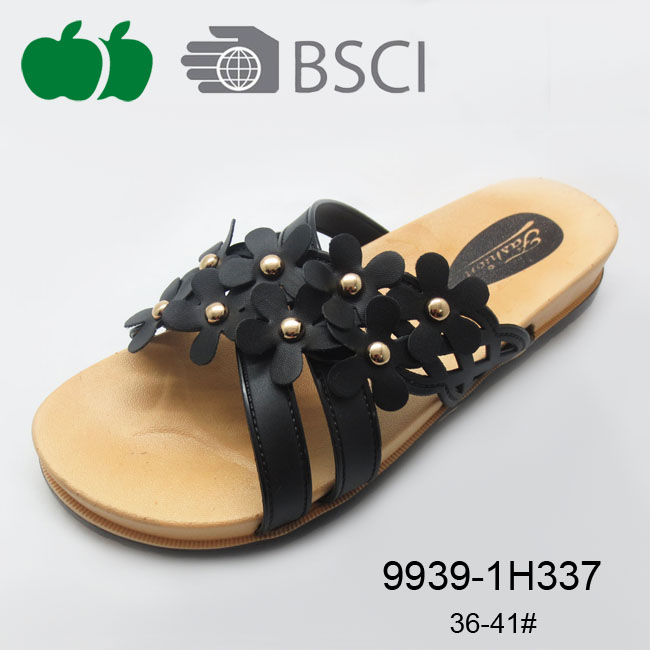 top quality open toe slippers