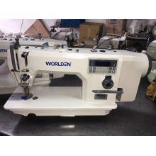 WD-8880-4 D alta velocidade Direct Drive computador Lockstitch máquina