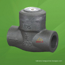 Forged Steel Pressure Seal Swing Check Valve (GAH64H)