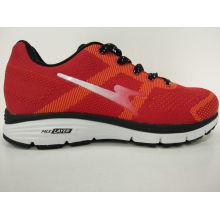 Art- und Weisequalitäts-rote laufende Schuhe