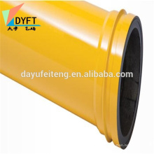 constriuction building china supplier distributors cast steel dn150-dn125 1200mm concrete pump reducing pipe