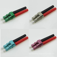 LC Sm/mm/APC/Om3/Om4 Dx 2.0/3.0 Optical Fiber Connector
