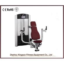 Machine commerciale de presse de coffre de papillon d'équipement de gymnase