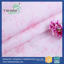 Heißer Verkauf 100% Polyester sateen für Bettwäschegewebe