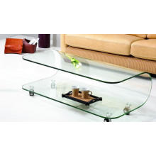 Glas für Tabelle, Innentür-Glas vom klaren Blatt-Glas