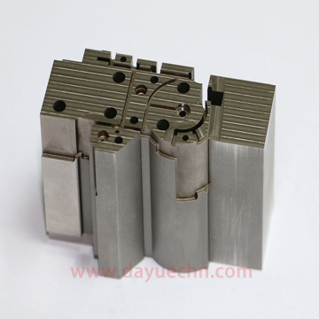 Processing of Special Shape Plastic Mold Gate Inserts