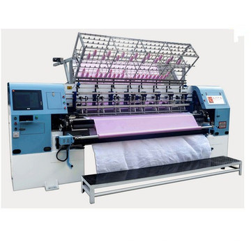 Quiting Machine for Comforter, edredones, edredones, prendas de vestir