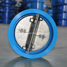 Ductile Iron Body Dual Plate Check Valve
