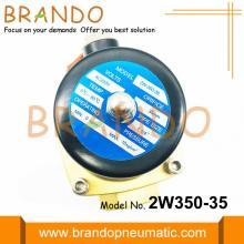 Brass Body Water Treatment Solenoid Water VAlve 2W350-35