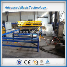 CNC steel wire mesh fence welded machines made in China JIAKE Factory