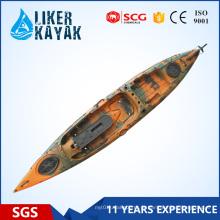 Liker Angler 4.3 Fishing Kayak Sit on Top Barcos Baratos da China