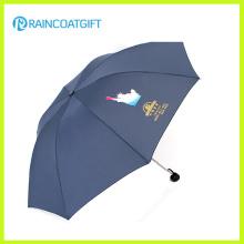 Wholesale Promocional Portátil Guarda-chuva Dobrável