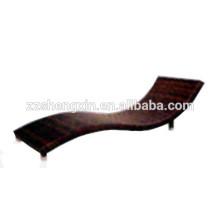 Silla de salón reclinable simple Silla de cubierta Chaise Lounge