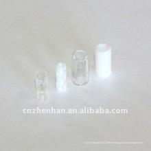 Accesorios de cortina de plástico-conector de cadena de persiana enrollable, hebilla de perla de plástico para persianas romanas, piezas de persiana vertical, clip de cortina