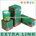 Hohe Qualität starre Box Logo Stempeln Erfahrung Anpassung Großhandel Design Kerze Paket