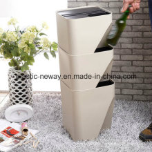 Stackable New Design Plastic Dust Bin