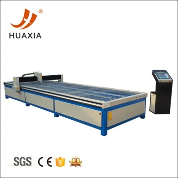 HVAC Plasma Cut Ducting table for thin sheet