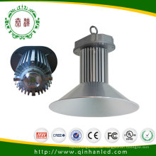 OEM IP54 Dustproof 80W CREE LED High Bay Light with Meanwell Driver (QH-HBCL-80W)