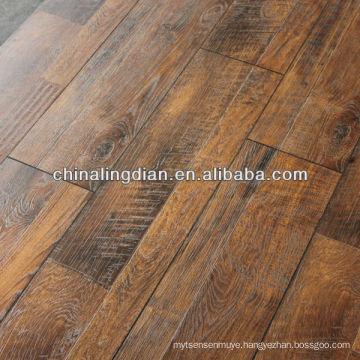 Hot sales herringbone floating flooring