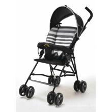 Griped Buggy para el bebé, cochecito de bebé simple