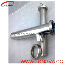 Stainless Steel 304 Angle Type Filter