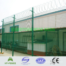 PVC Coated Airport Security Fence (HT-P-009)