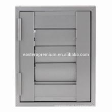 Persianas de ventana de aluminio impermeables de China