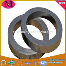 rodamiento de anillo de grafito de carbono de alta pureza