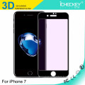 Premium screen protector anti-explosition 3D full cover tempered glass screen protector for Iphone7