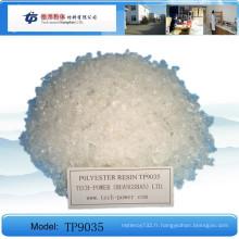 Tp9035-Résine de polyester pour revêtement en poudre