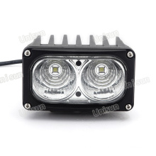 6inch 24V 30W Rectangle Heavy Duty LED Truck Light