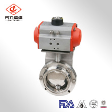 Butterfly Valve Pneumatic Actuator Double Acting