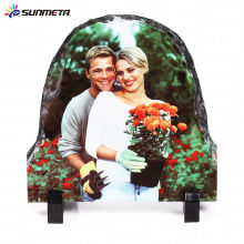 Sublimation Foto Schiefer Hitze Transfer Rock Foto Wholsale