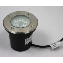 o ip67 3w conduziu o uplight da luz do inground no ângulo de feixe de 12V 60degree