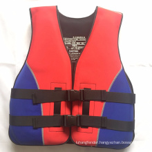 inflatable personalized offshore work double balloon double chamber marine inflatable life jacket chaleco salvavidas