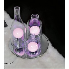 Modern Decorate Residential Bottle LED Desk Light (AT8002)