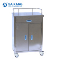 Chariot de traitement médical d'hôpital de SKH018 utilisé