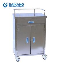 SKH018 Used Hospital Medical Treatment Trolley