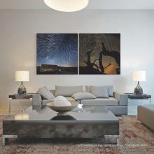 Pintura de pared hermosa moderna vendedora caliente del paisaje