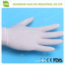 High Quality Powder-Free Latex Exam Gloves