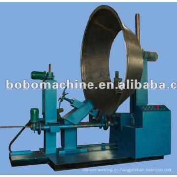 FT-G1200 Máquina de formación de flujo de disco delantero de ventilador