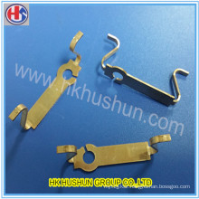 Spring Steel Stamping Shrapnel Hardware Products (HS-BC-0027)