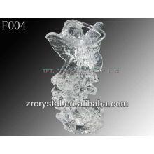Fée sculptée à la main en cristal K9
