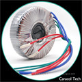 50 / 60HZ 220 volts à 12 volts dc transformateur toroïdal