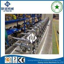 Siyang unovo metall ovale Rohrherstellung Maschine