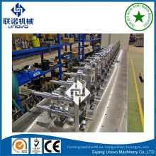 Siyang unovo tubo de metal oval que hace la máquina